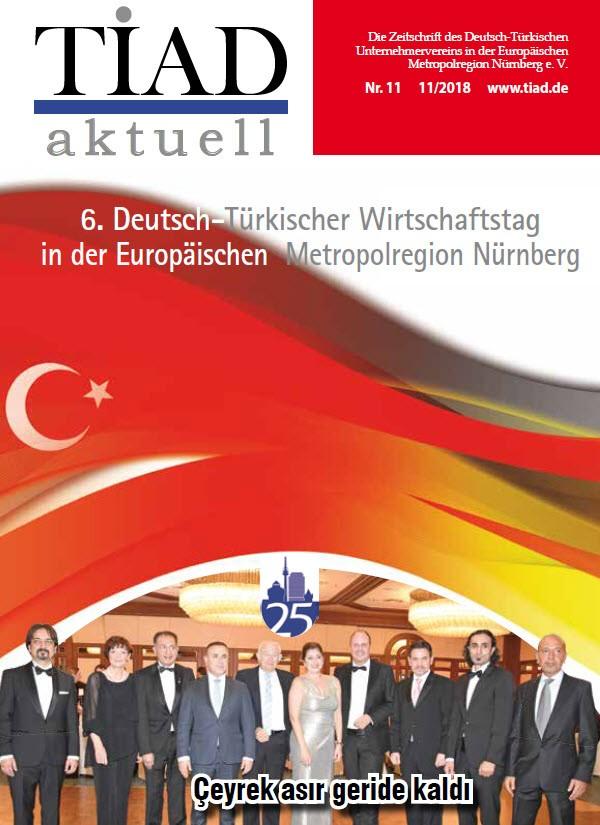 6. Deutsch-Türkischer Wirtschaftstag in der Europäischen Metropolregion Nürnberg