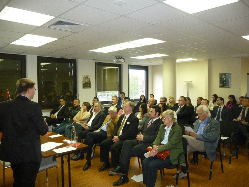 DTJN, das Deutsch-Türkische Juristennetzwerk in der Europäischen Metropolregion Nürnberg