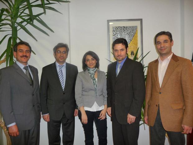 Gespräche mit ATIAD über Kooperation vom 05.05.2010