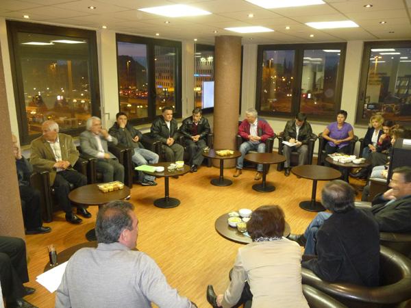 2. Konferenz über die Zukunft der TGMN