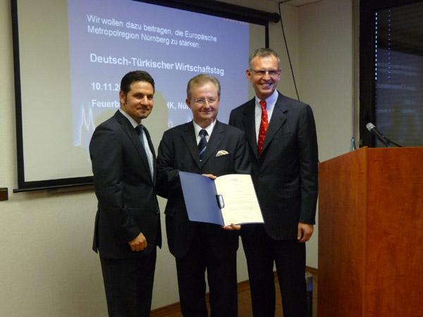 Ehrenmitgliedschaft Prof. Dr. Elmar Forster