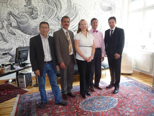 Gespräche mit der FDP vom 30.06.2010