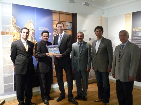 Gespräche mit Oberbürgermeister Matthias Thürauf / Schwabach
