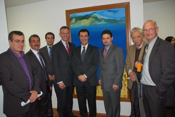 Veranstaltung mit Cem Özdemir am 19.10.2010