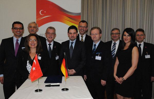 Anwerbeabkommen / Wirtschaftstag vom 10.11.2011